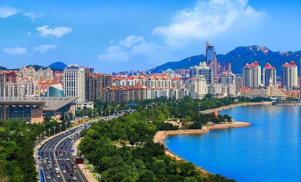 威海上榜中国最具幸福感城市!